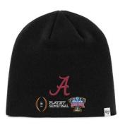 Alabama Crimson Tide 47 Brand Sugar Bowl 2015 College Playoff Beanie Hat Cap