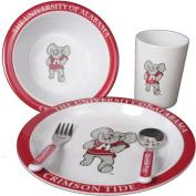 Alabama Little Sport's Dinner Set