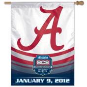 Alabama Crimson Tide Bama Vertical Outdoor House Flag