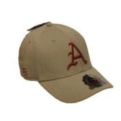 Arkansas Razorbacks OC Sports Grey Contender Mesh Flexfit Hat Cap