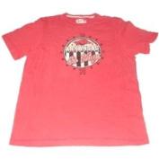 Arkansas Razorbacks T-Shirt Gear for Sports Faded Red