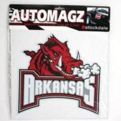 Arkansas Razorbacks Auto Magnet