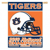 Auburn University Tigers Vertical Outdoor House Flag