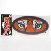 Auburn Tigers High Performance Decal - Tiger Eyes