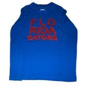 Florida Gators Women's Long Sleeve Shirt Campus Couture Blue