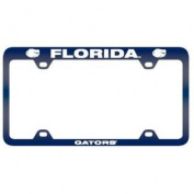 Florida Gators Full Colour Metal Licence Plate Frame