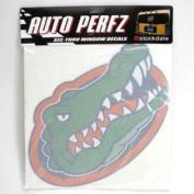 Florida Gators Perforated Vinyl Window Decal