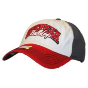 Georgia Bulldogs Hat Cap Top of the World Status Style Red White Relax