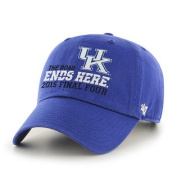 Kentucky Wildcats 47 Brand 2015 Indianapolis Final Four Relax Adjustable Hat Cap