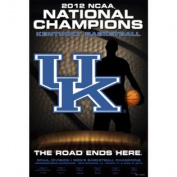 Kentucky Wildcats 2012 Basketball National Champions Final Four Print Poster