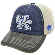 Kentucky Wildcats Top of the World Blue Offroad Flexfit Hat Cap