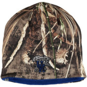 Kentucky Wildcats TOW Realtree Max5 Blue Seasons Reversible Knit Beanie Hat Cap