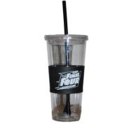 2015 Final Four Indianapolis Boelter Brand 4 Team Clear 650ml Straw Tumbler