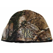 Kentucky Wildcats TOW Camo Brown Trap 1 Reversible Knit Winter Beanie Hat Cap