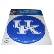 Kentucky Wildcats WinCraft Blue Removable Adhesive 50% Shade Perforated Decal