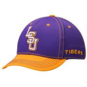 LSU Tigers TOW Purple Krossover Two-Tone FLEXFIT Hat Cap