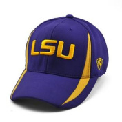 LSU Tigers Louisiana State Triumph Athletic Blend Fitted Hat
