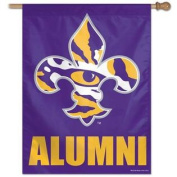 LSU Tigers Louisiana State Vertical Outdoor House Flag
