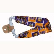 Lsu Tigers Soft Headband