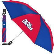 Mississippi Ole Miss Rebels Umbrella - Auto Folding