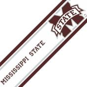 NCAA Mississippi State Bulldogs Self-Stick Wall Border
