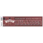 Mississippi State Bulldogs Bumper Sticker