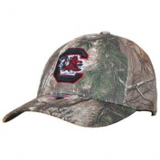 South Carolina Gamecocks TOW Camo Realtree Xtra Memory Flexfit Hat Cap