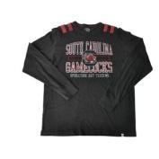 South Carolina Gamecocks 47 Brand Black Operation Hat Trick LS T-Shirt