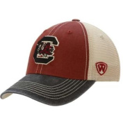 South Carolina Gamecocks Top of the World Red Black Offroad Snapback Hat Cap