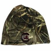 South Carolina Gamecocks TOW Realtree Max5 Red Seasons Reversible Beanie Hat Cap