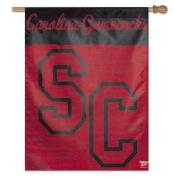 South Carolina Gamecocks Throwback House Flag Banner