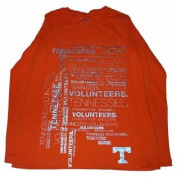 Tennessee Volunteers Women's Long Sleeve Shirt Campus Couture Orange