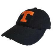 Tennessee Volunteers Black Heritage Flexfit Slouch Hat Cap