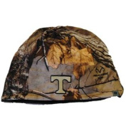 Tennessee Volunteers TOW Camo Brown Trap 1 Reversible Knit Winter Beanie Hat Cap