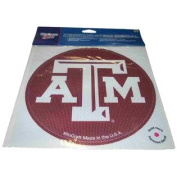Texas A & M Aggies WinCraft Maroon Removable Adhesive 50% Shade Perforated Decal