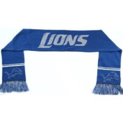 Detroit Lions Forever Collectibles Metallic Ladies Scarf
