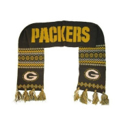 Green Bay Packers NFL Football 2012 Knit Scarf