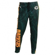 Green Bay Packers Forever Collectibles KLEW Tapered Zip Joggers Sizes