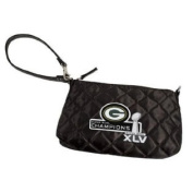 NFL Green Bay Packers Super Bowl XLV Champions Quilted Wristlet