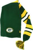 Green Bay Packers Snowflurry Knit Cap