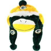 Green Bay Packers Sock Monkey Plush Cap