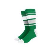 Mitchell & Ness Compression Socks Men's Size M (8-12) Green