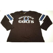 Indianapolis Colts Majestic Long Sleeve Tshirt Size L