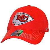 Kansas City Chiefs 47 Brand Red Game Time Closer Flexfit Hat Cap