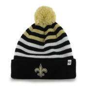 Youth Cuff Knit New Orleans Saints Beanie