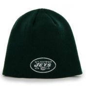 New York Jets 47 Brand Dark Green Knit Hat Cap Beanie