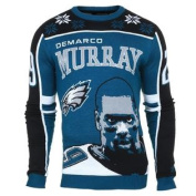 Philadelphia Eagles DeMarco Murray #29 Big Logo Ugly Sweater Size L w/ Priority Shipping