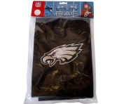 Philadelphia Eagles McArthur Towel & Sports Mesh Black Utility Bag 60cm x 90cm