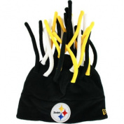 Pittsburgh Steelers Crazy Dreadz Fleece Hat