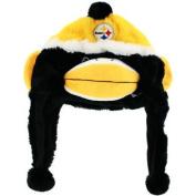 Pittsburgh Steelers Sock Monkey Plush Cap